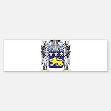 Shanley Coat of Arms - Family Crest Bumper Bumper Bumper Sticker