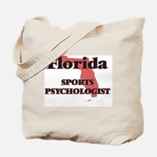 Florida Sports Psychologist Tote Bag
