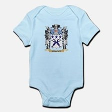 Shannon Coat of Arms - Family Crest Body Suit