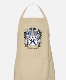 Shannon Coat of Arms - Family Crest Apron