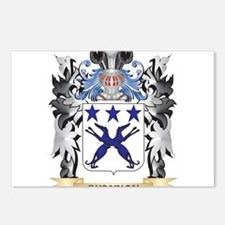Shannon Coat of Arms - Fa Postcards (Package of 8)