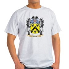 Shaw- Coat of Arms - Family Crest T-Shirt