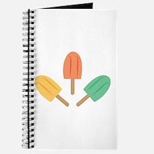 Popsicles Journal