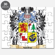 Shaw Coat of Arms - Family Crest Puzzle