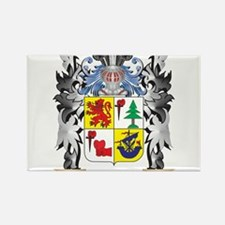 Shaw Coat of Arms - Family Crest Magnets