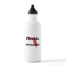 Florida Swineherd Water Bottle