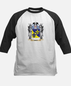 Shea Coat of Arms - Family Crest Baseball Jersey