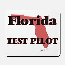 Florida Test Pilot Mousepad