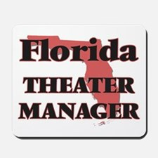 Florida Theater Manager Mousepad