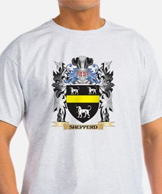 Shepperd Coat of Arms - Family Crest T-Shirt