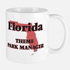 Florida Theme Park Manager Mugs
