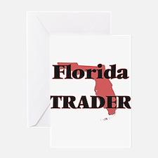 Florida Trader Greeting Cards