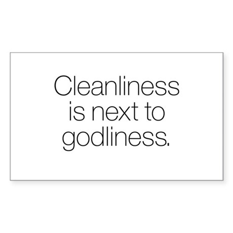latest essay on cleanliness is next to godliness Cleanliness : cleanliness is next to godliness vs a clean house is a sign of a wasted life - babycenter australia.