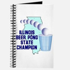 Illinois Beer Pong State Cham Journal