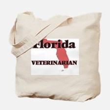 Florida Veterinarian Tote Bag