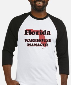 Florida Warehouse Manager Baseball Jersey