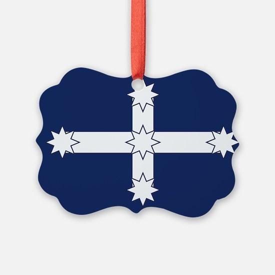 Eureka Flag Ornament