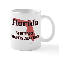 Florida Welfare Rights Adviser Mugs