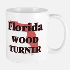 Florida Wood Turner Mugs