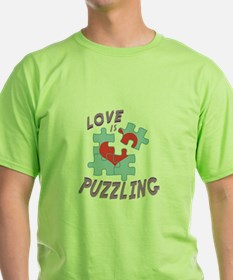 Love Is Puzzling T-Shirt