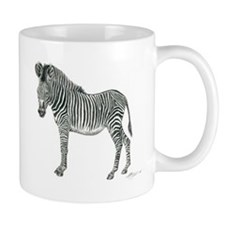 Zebra Small Mugs
