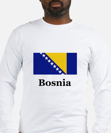 Bosnia Long Sleeve T-Shirt