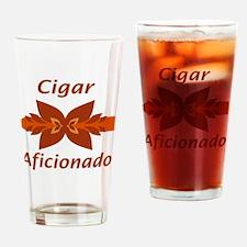 Cigar Aficionado Drinking Glass
