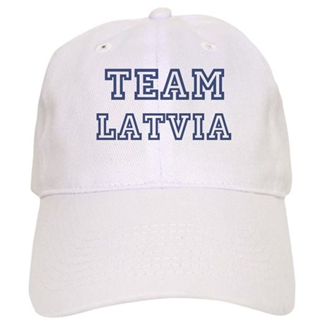 Team Latvia Cap