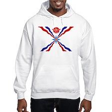 Flag of Assyria Hoodie