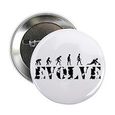 Curling Caveman Button