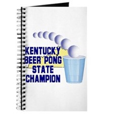 Kentucky Beer Pong State Cham Journal