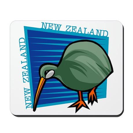 New Zealand Kiwi Mousepad
