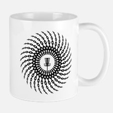 Disc Golf Basket Chains Mugs