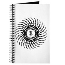 Disc Golf Basket Chains Journal