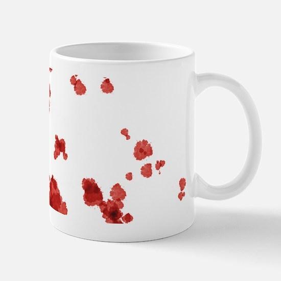 Bloody Mess Mugs