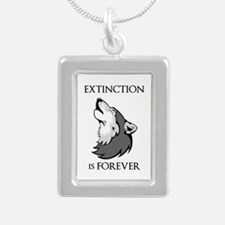 Wolf Extinction Necklaces