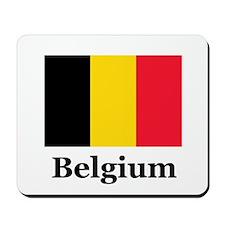 Belgium Mousepad