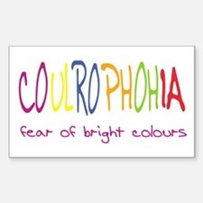 Fear of Colour Decal