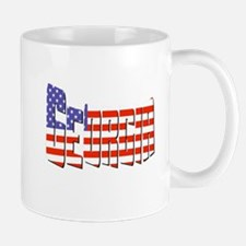 Patriotic Georgia Mugs