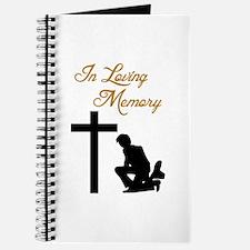 IN LOVING MEMORY Journal