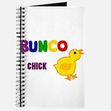 Funny Bunco Chick Art Journal