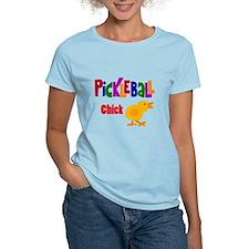 Funny Pickleball Chick T-Shirt