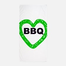 BBQ Beach Towel