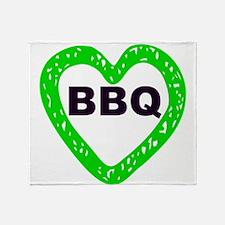 BBQ Throw Blanket