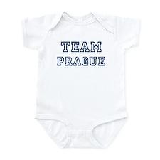 Team Prague Infant Bodysuit