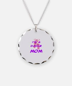 I'M A DANCE MOM Necklace