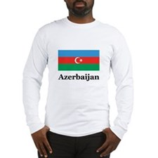 Azerbaijan Long Sleeve T-Shirt