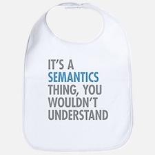Semantics Thing Bib