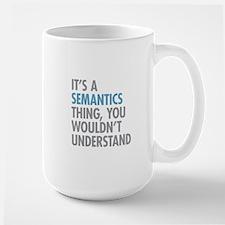 Semantics Thing Mugs