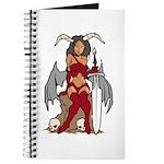 Devil Girl tattoo Journal